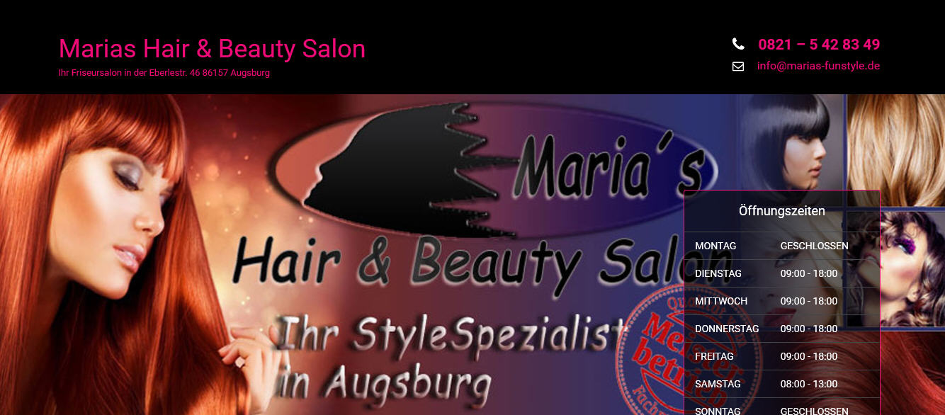 Ihr Friseur in Augsburg