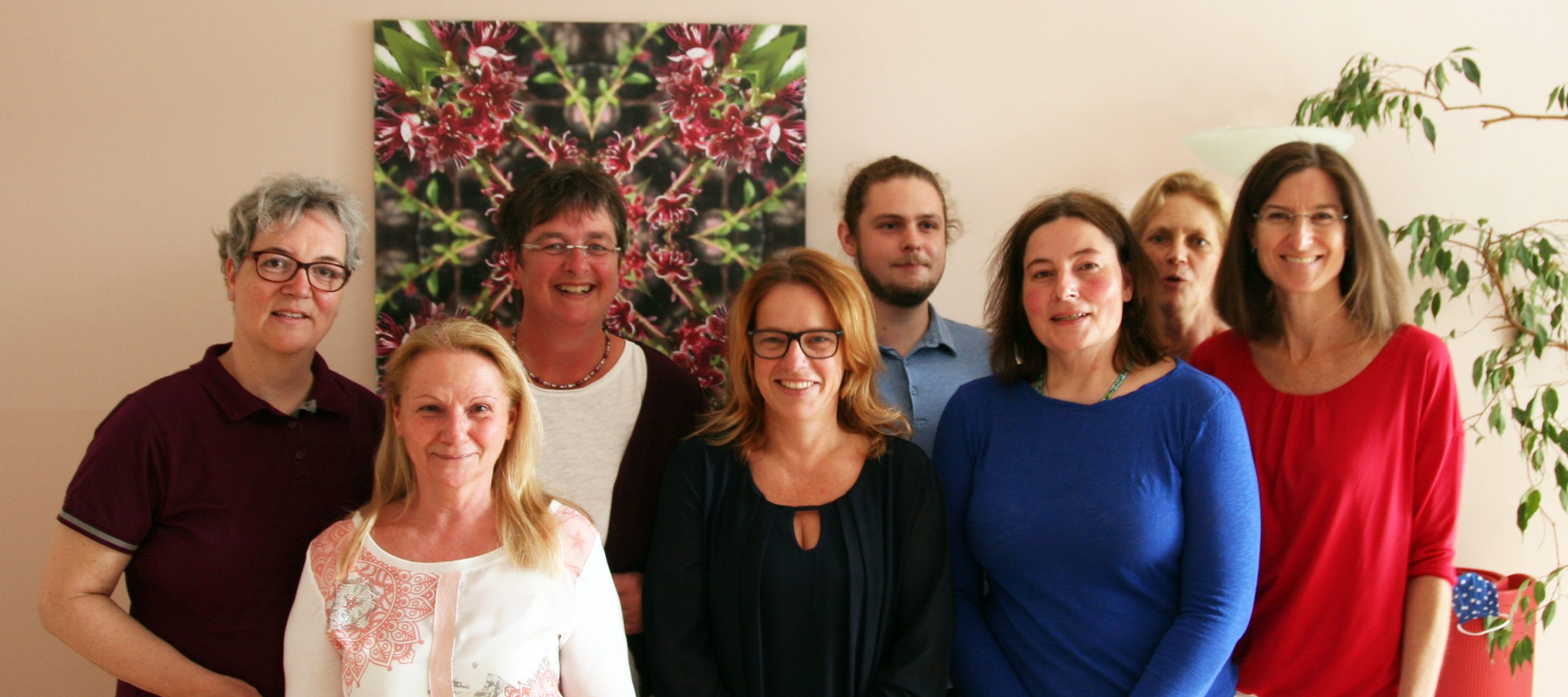 Team physio-augsburg Krankengymnastik und Physiotherapie.
